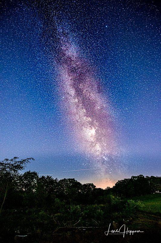 Milchstraße fotografieren