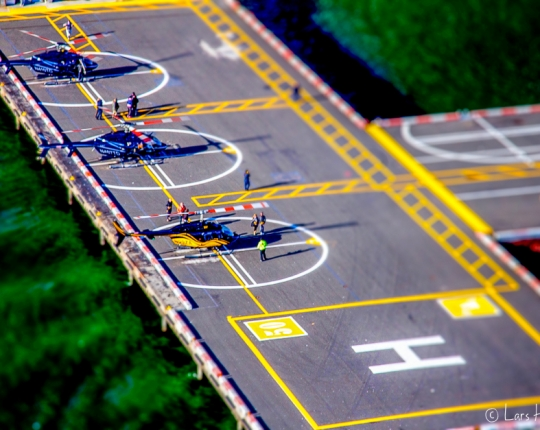 Tilt Shift: New York als Miniaturstadt