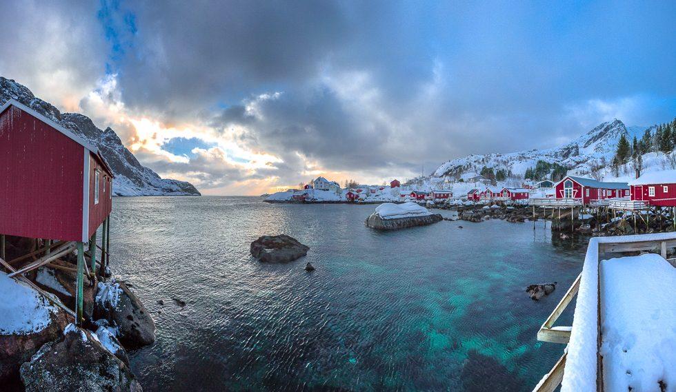 Nusjord Panorama