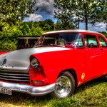 Ford Oltimer als DRI-Foto