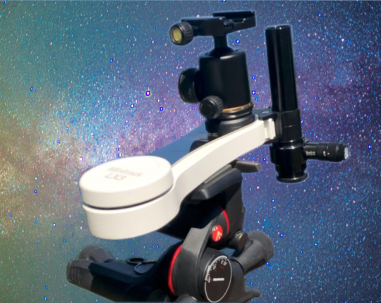 Das Omegon mini Track LX3 – Manuelle Nachführung für Astro-Fotografie im Test