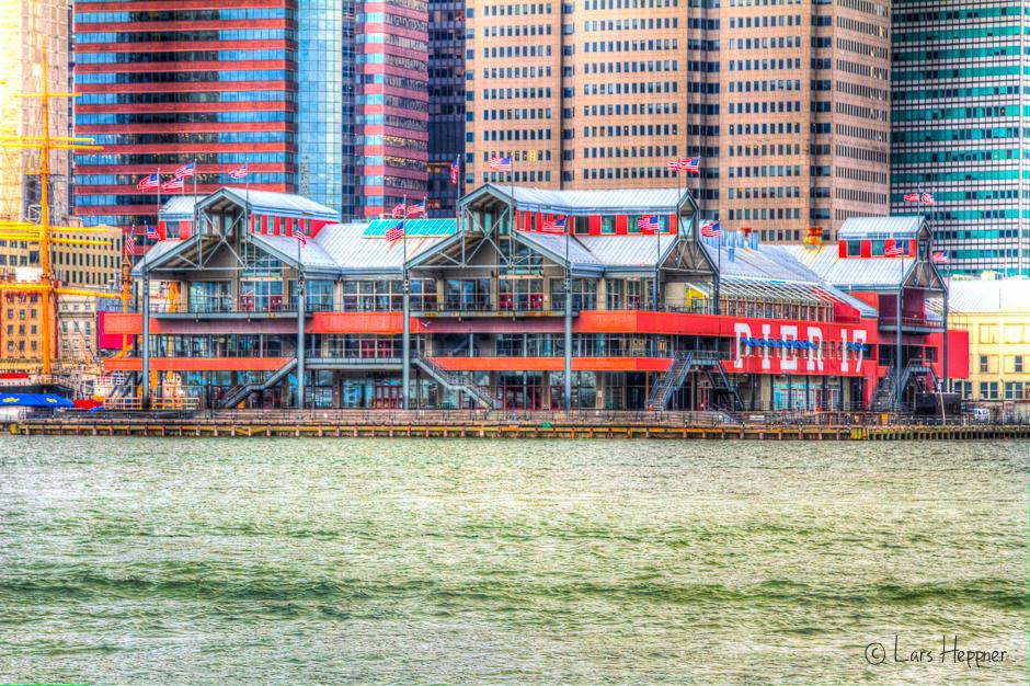 Pier 17 als HDR