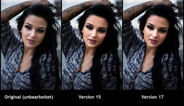 Potrait Professional vergleich mit Portrait Pro Studio Max