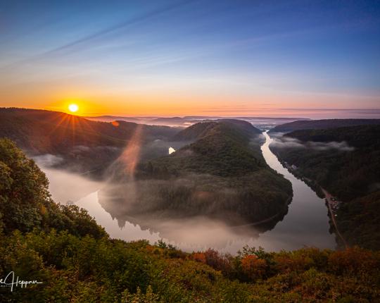 Fototour an der Saarschleife und Luxemburg
