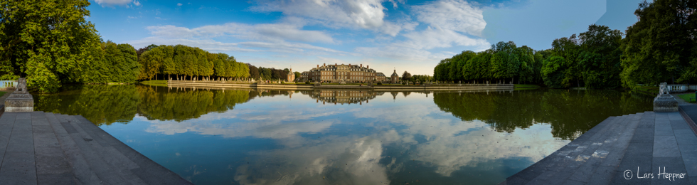 Das westfälisches Versailles - Schloss Nordkirchen