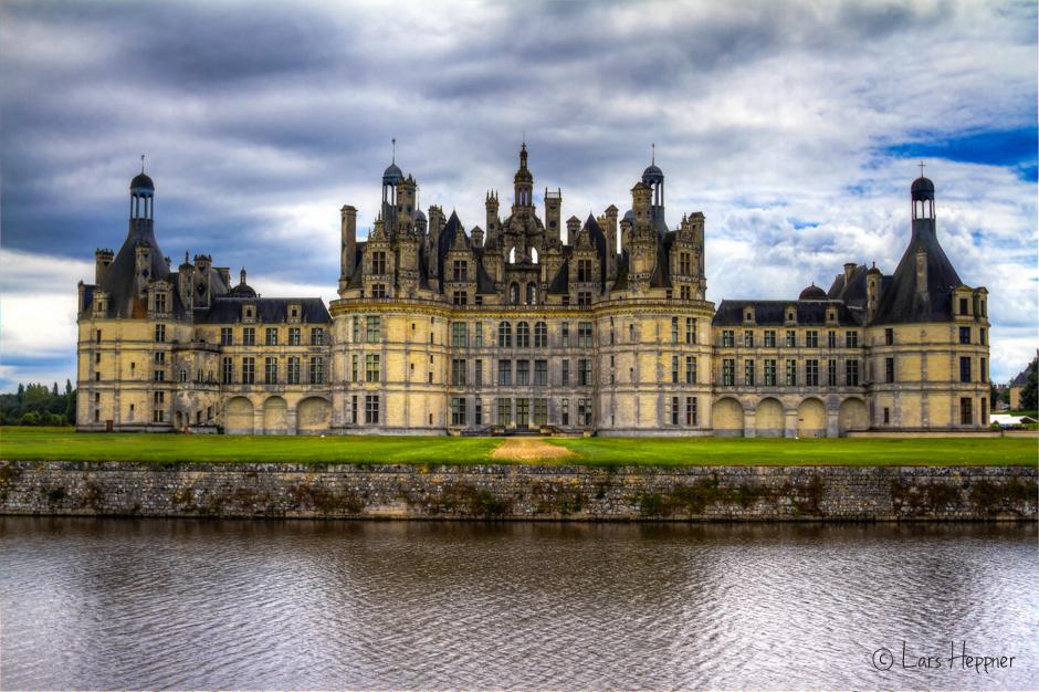 Schloss Chambord als HDR