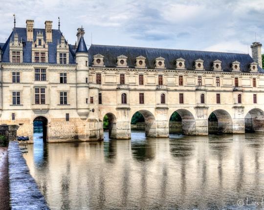 Die Schlösser an der Loire