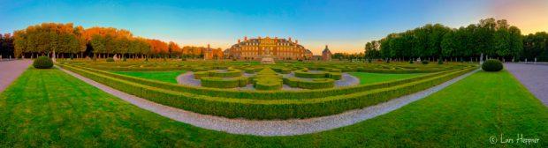 Schloss Nordkirchen als HDR Panorama