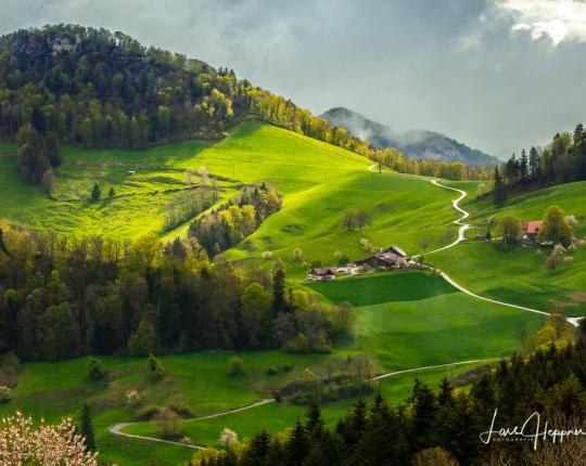 Baselland – Eindrücke meiner Tour durch das Schweizer Jura