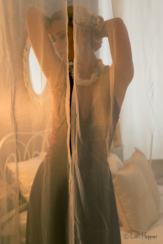 Sensual Scene: Shooting mit Nadine