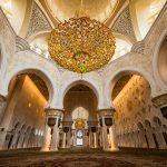 Ein Reisetipp für Abu Dhabi - Die Sheikh Zayid Moschee