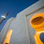 """Fotoreise """"1001 Nacht"""" - Die Sheikh Zayid Moschee in Abu Dhabi"""