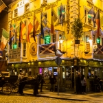 Streetfotografie Dublin: The Temple Bar Area