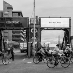 Streetfotografie Dublin: Way to work