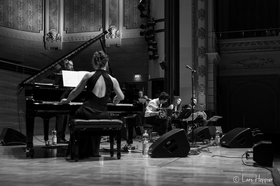 Tango Orchester Silbando