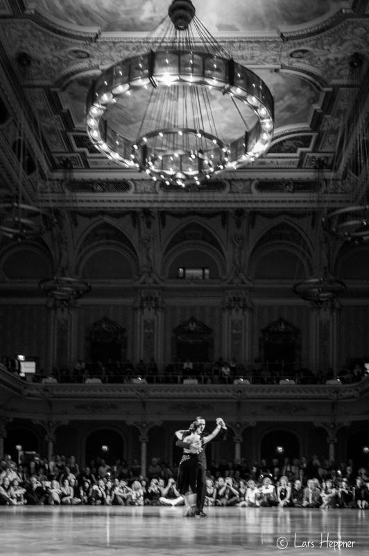 Das Tango Argentino Festival in der Wuppertaler Stadthalle