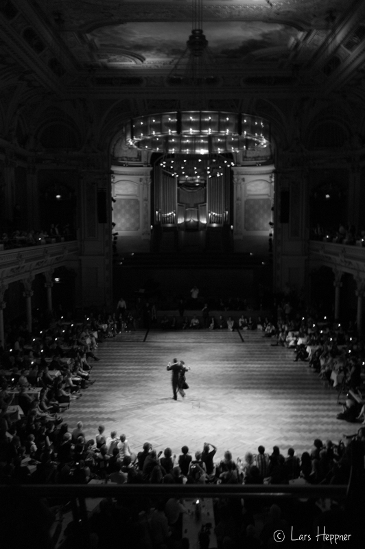 "Auszug vom Tango Festival ""Tango, Tango"" in der Stadthalle Wuppertal"