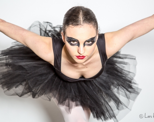 Black Swan: Ballett-Shooting