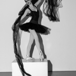 Black Swan Ballett Shooting