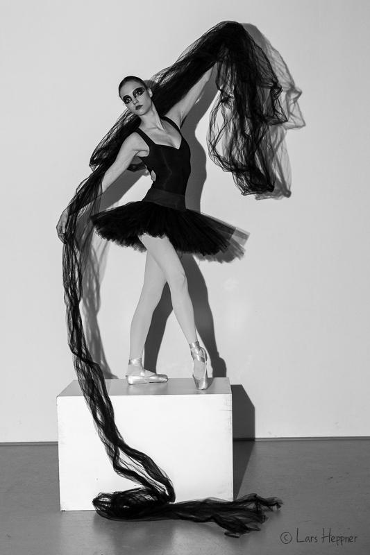 Black Swan Ballett Shooting