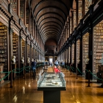 Architekturfotografie in Dublin: Trinity Collage Library