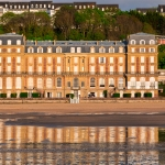Trouville sur Mer: Architektur am Strand