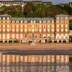Trouville sur Mer: Architektur am Strand