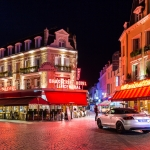 Nightlife in Trouville