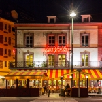 Restaurant in Trouville