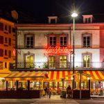 Restaurant in Trouville