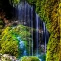 Dreimühlen Wasserfall in der Eifel