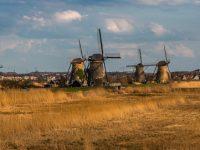 Windmuehlen_Panorama_Holland