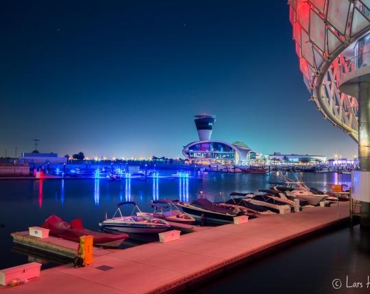 Abu Dhabi –  Viceroy Hotel auf Yas Island