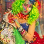 Zirkus Makeup