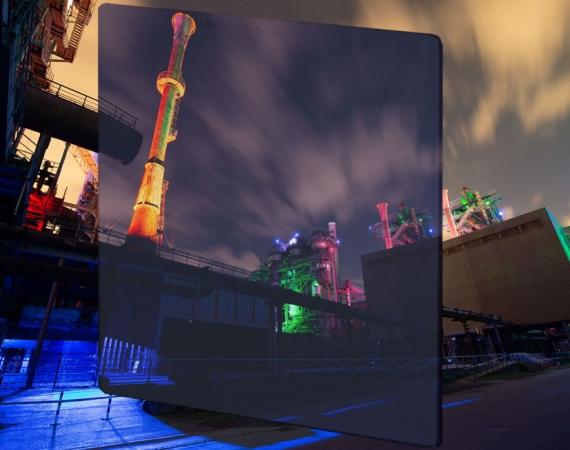 Lichtverschmutzung in der Fotografie